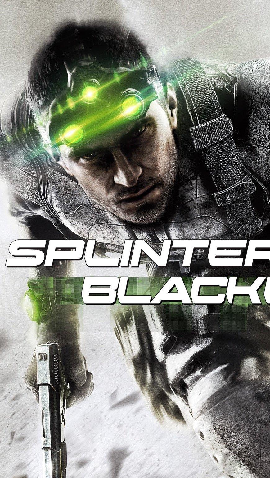 Fondos de pantalla Splinter Cell: Blacklist 2013 Vertical