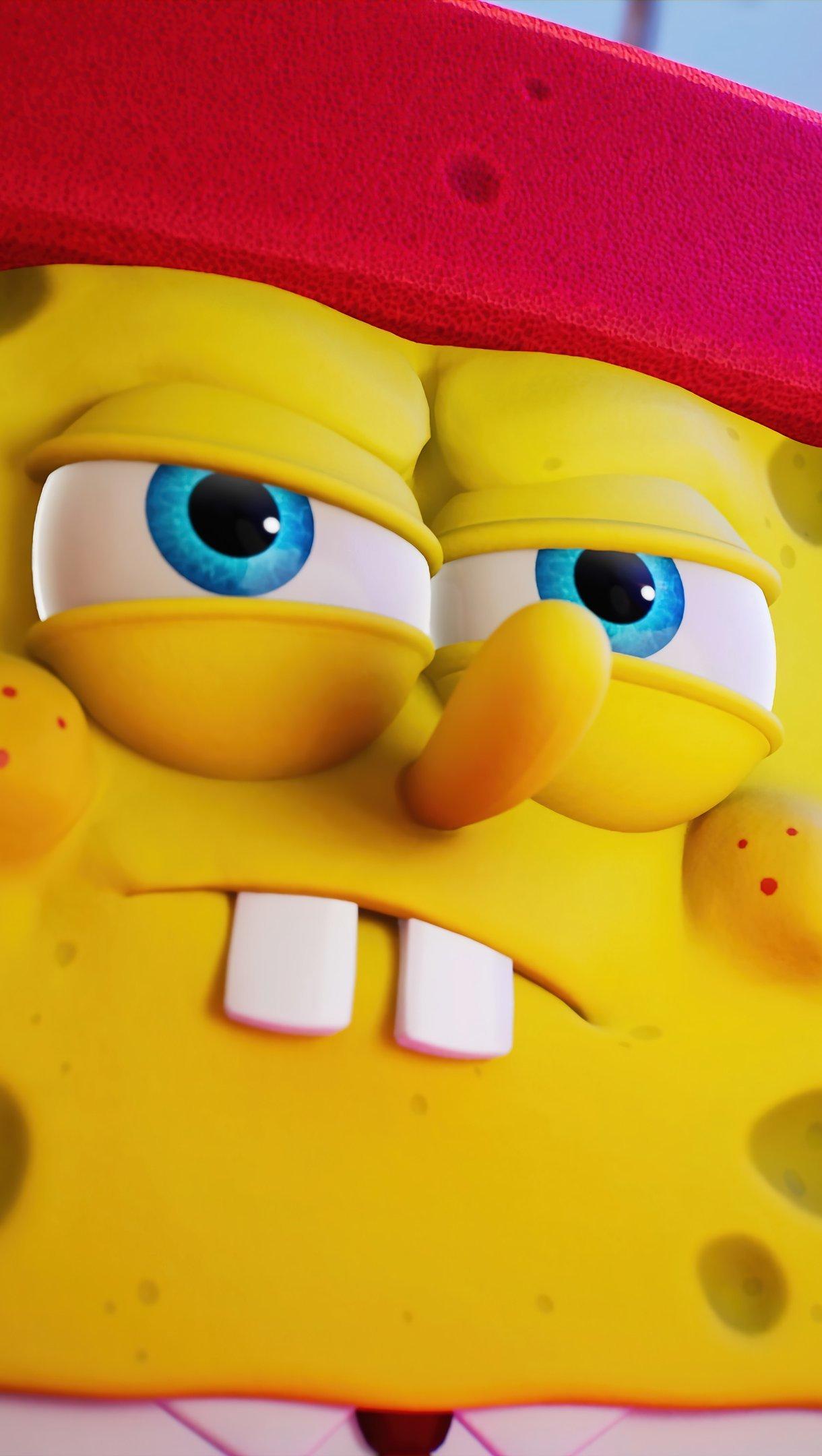 Fondos de pantalla Spongebob Squarepants en El batido cósmico Vertical