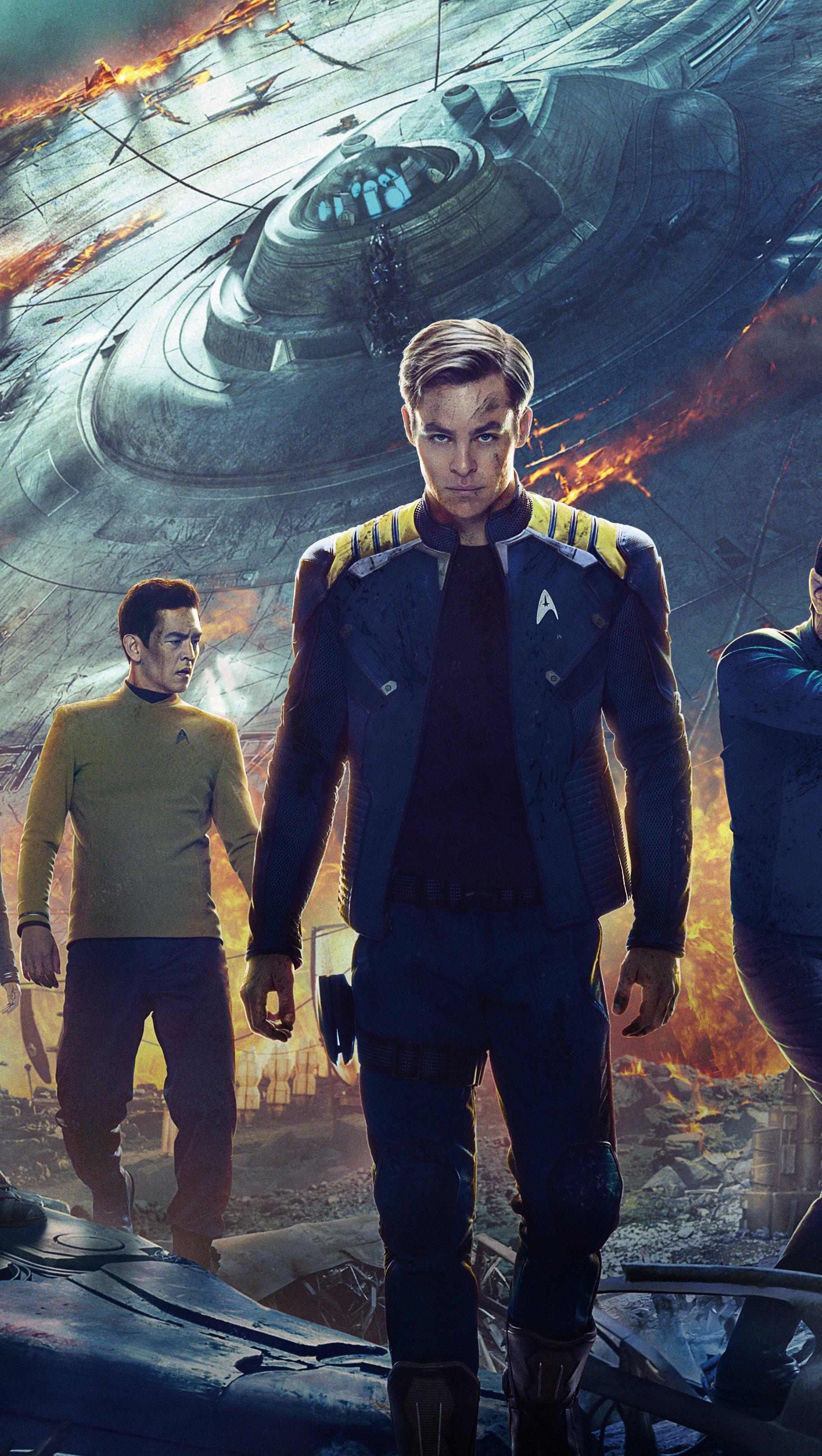 Wallpaper Star Trek: sin límites Vertical