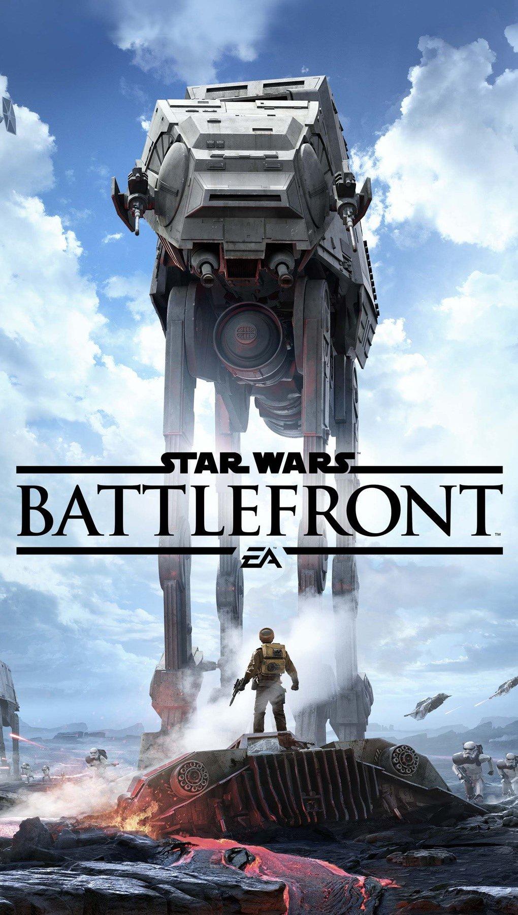 Fondos de pantalla Star wars Battlefront Vertical