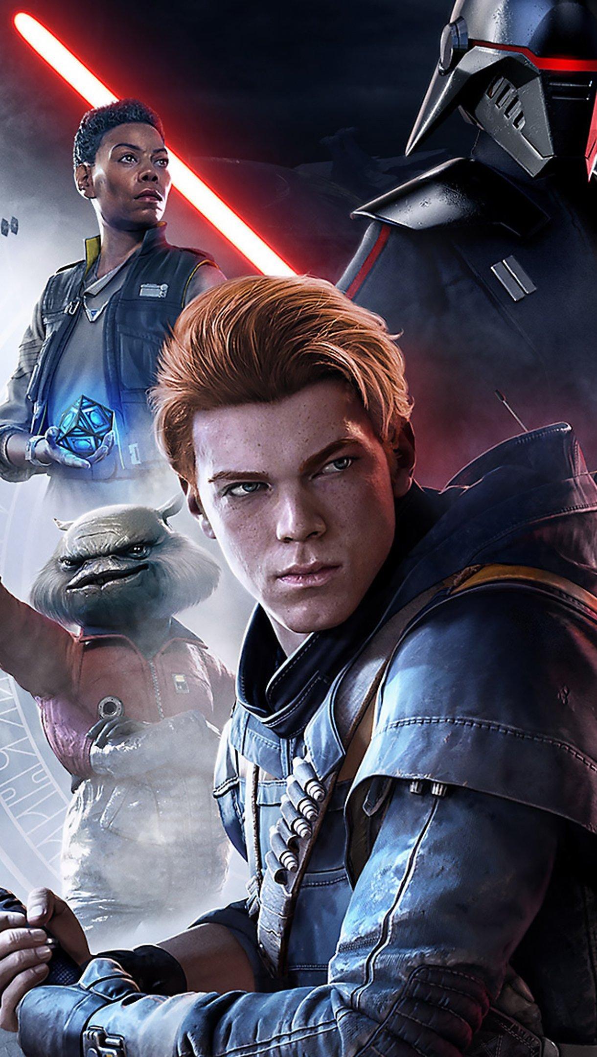 Star Wars Jedi Fallen Order Game Wallpaper 4k Ultra HD ID:3638