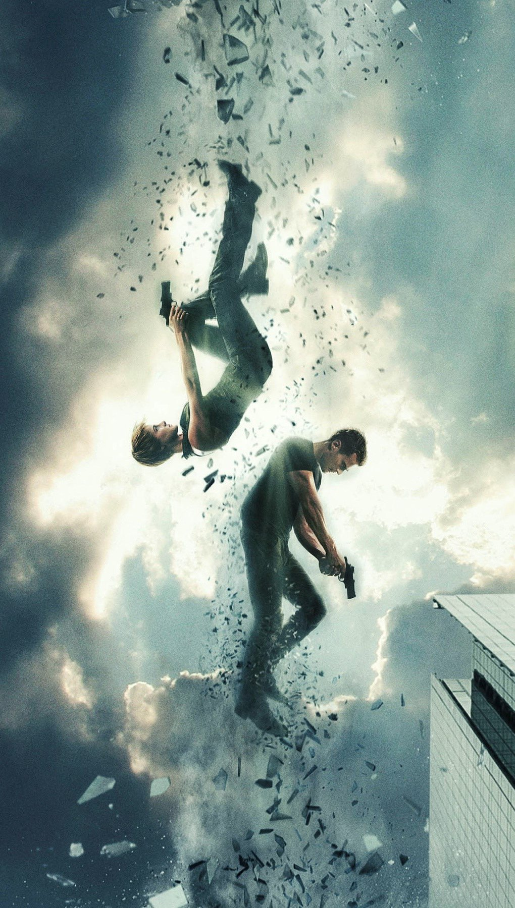 Wallpaper Still from Insurgente Vertical