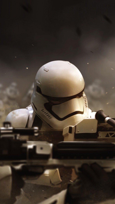 Wallpaper Stormtroopers Vertical