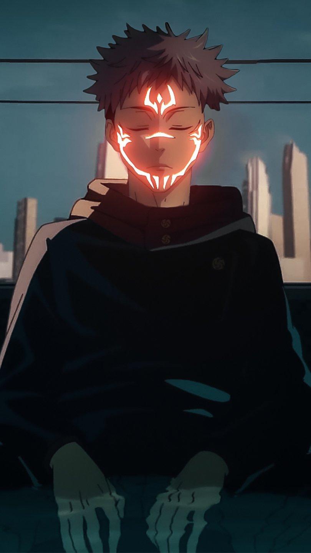 Fondos de pantalla Anime Sukuna de Jujutsu Kaisen Vertical