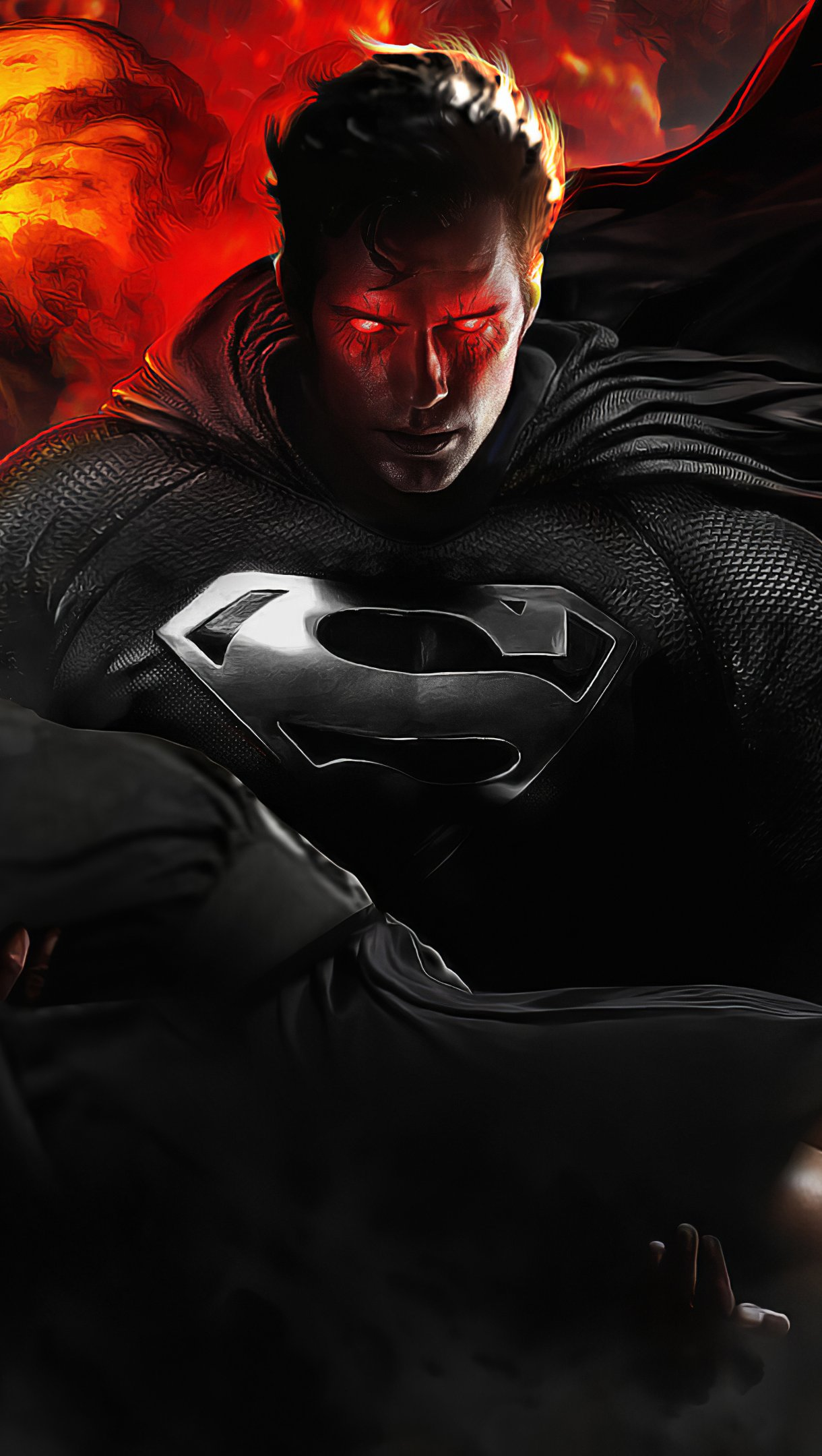 Fondos de pantalla Superman en Liga de la Justicia Vertical