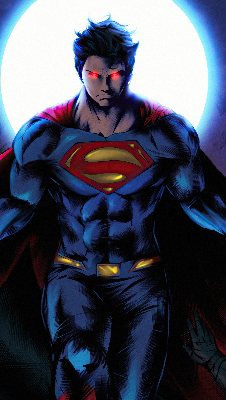 Fondos de pantalla Superman y la mujer maravilla Fanart Vertical
