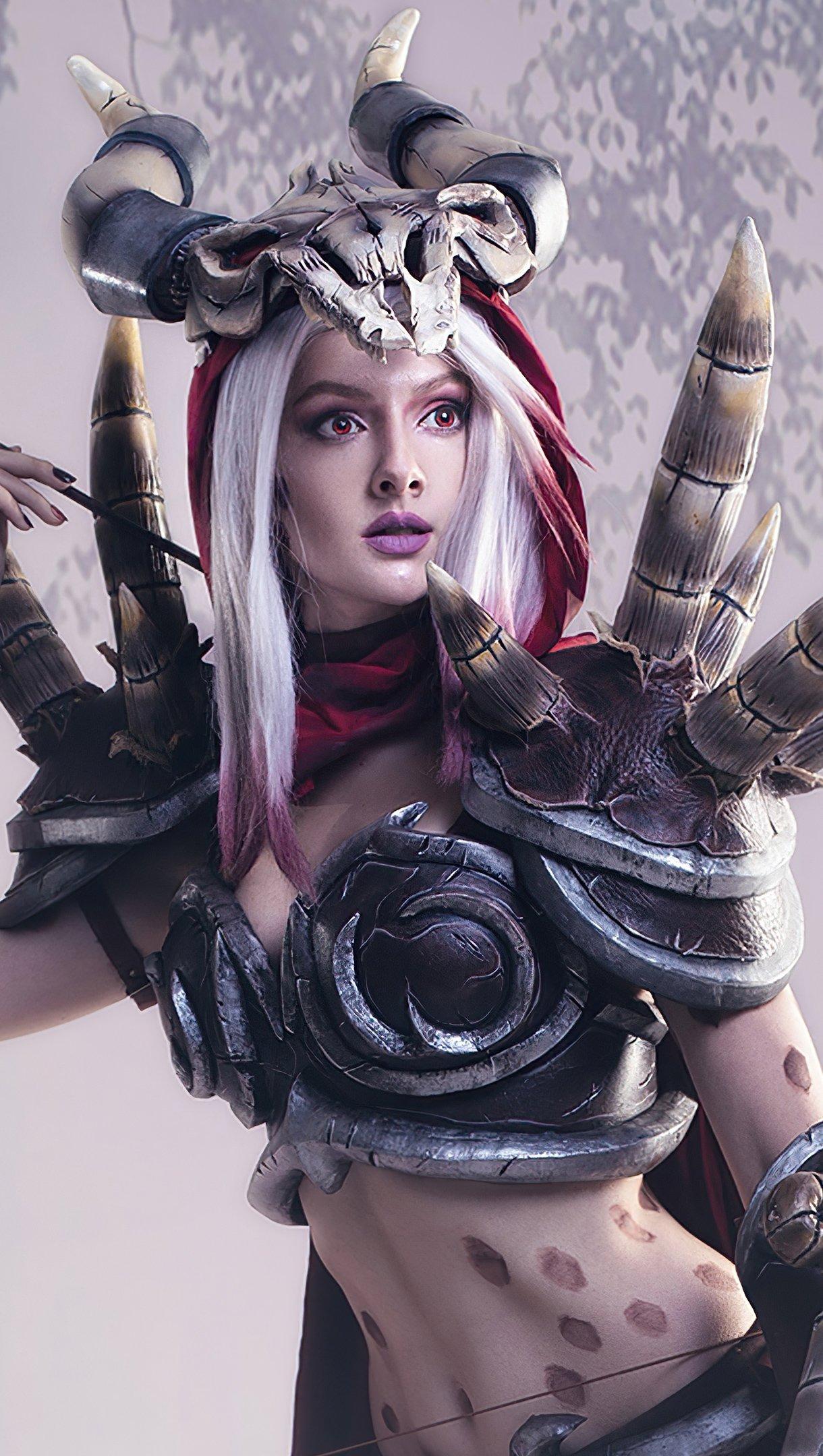 Fondos de pantalla Sylvanas Windrunner de Warcraft Vertical