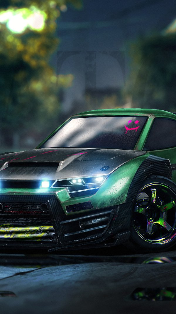 Fondos de pantalla Takumi RX-T de Rocket League Artwork Vertical