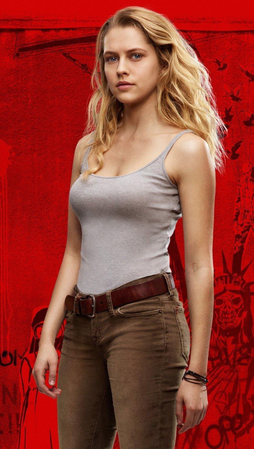 Wallpaper Teresa Palmer in My Boyfriend is a Zombie Vertical