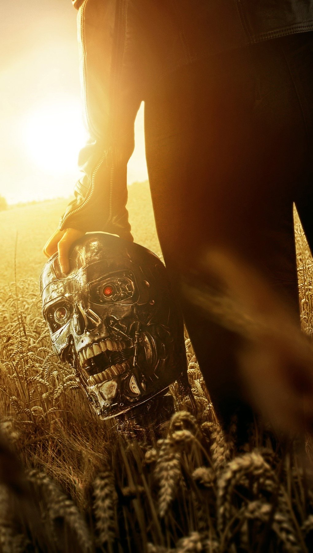 Fondos de pantalla Terminator El Génesis Vertical