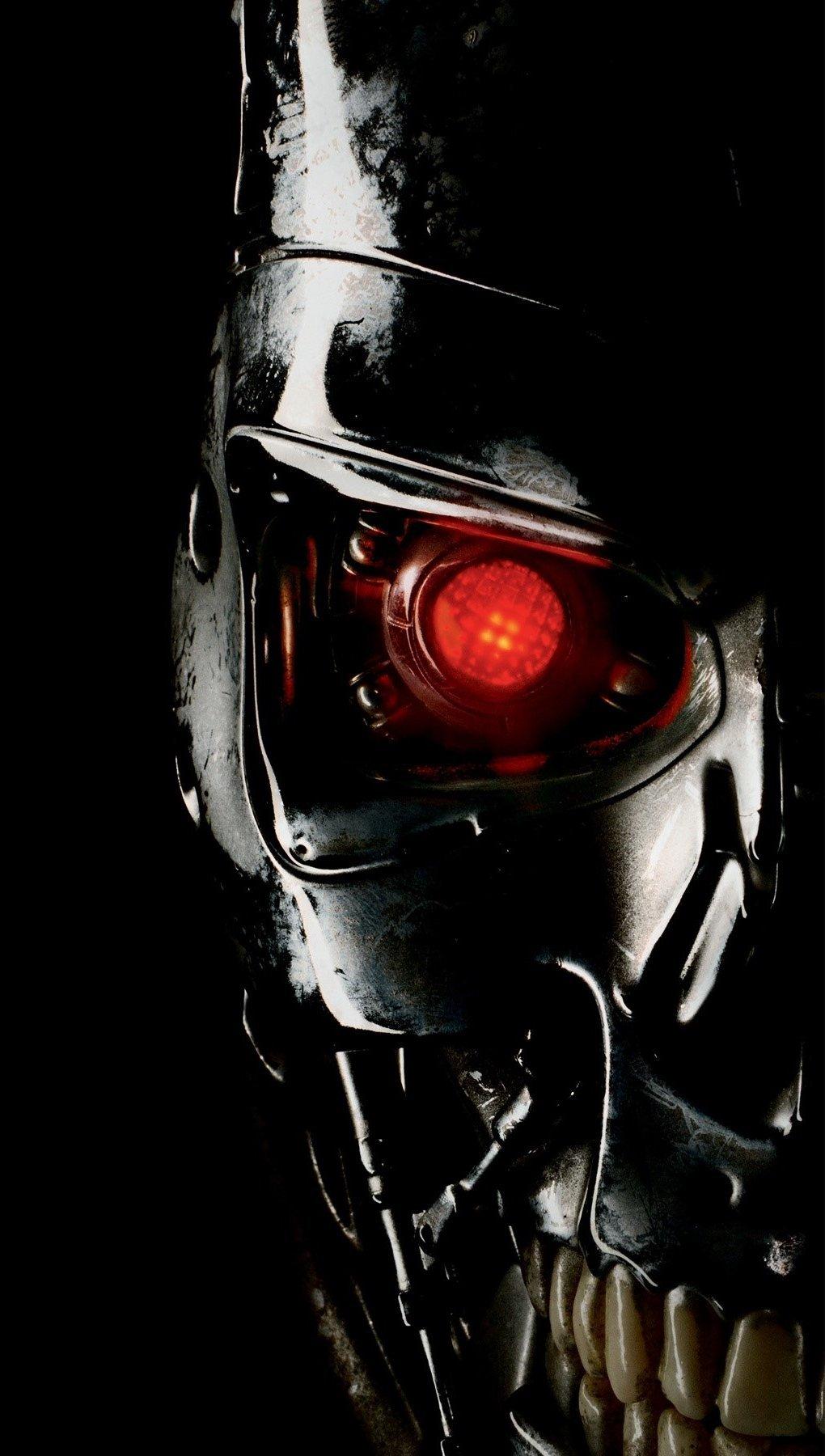 Wallpaper Terminator Genesis Vertical