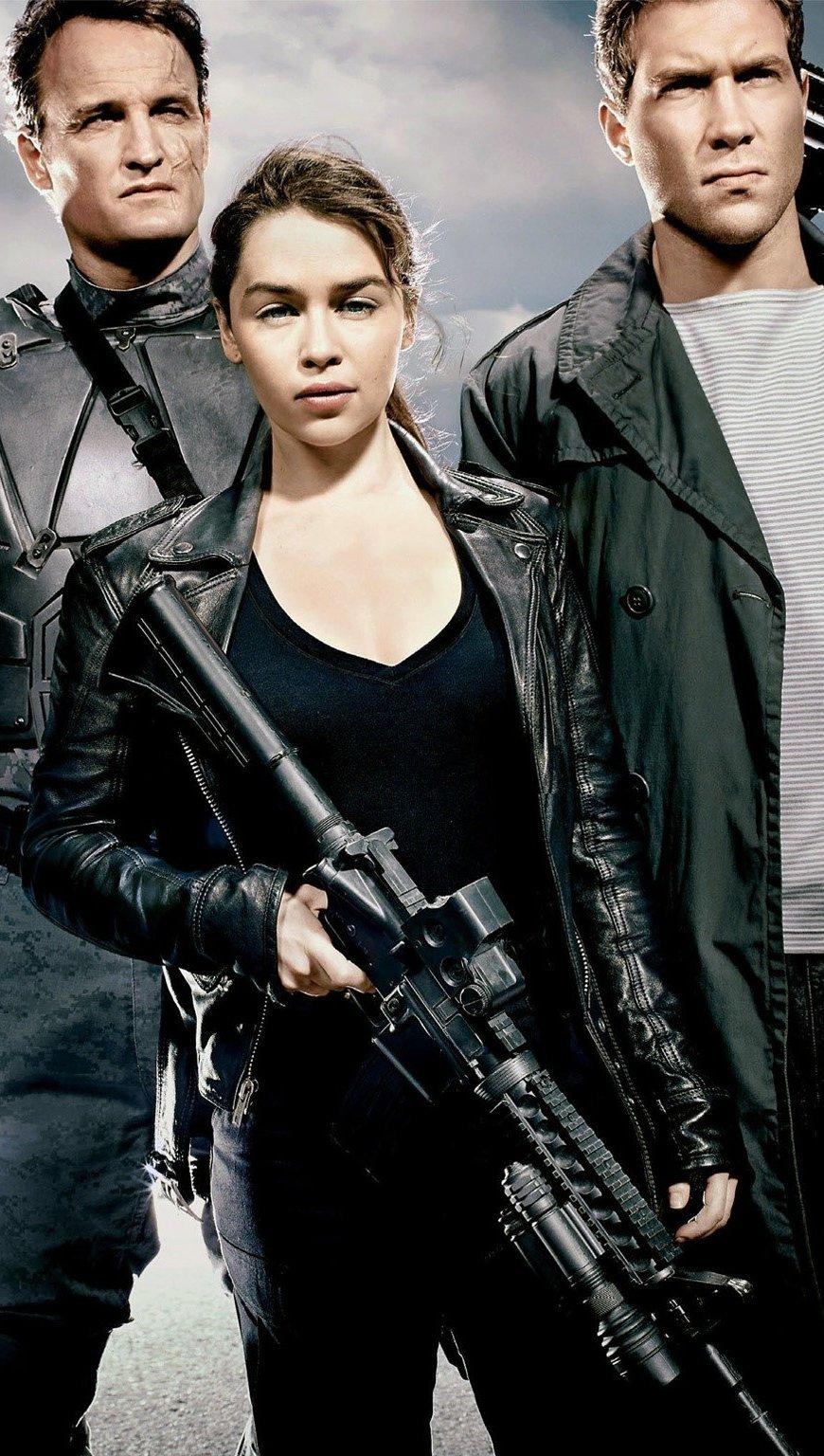 Fondos de pantalla Terminator: Genesis Vertical
