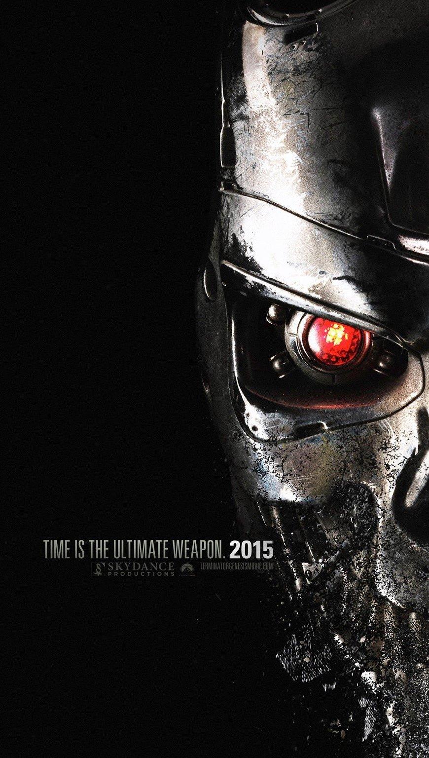 Wallpaper Terminator Genisys Vertical