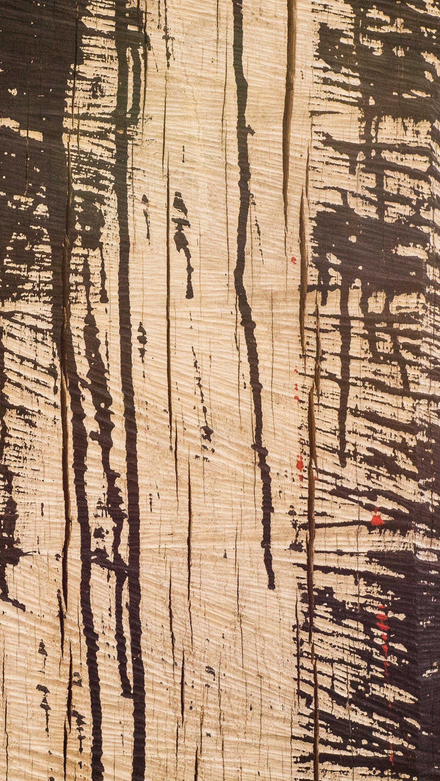 Wallpaper Wood texture Vertical