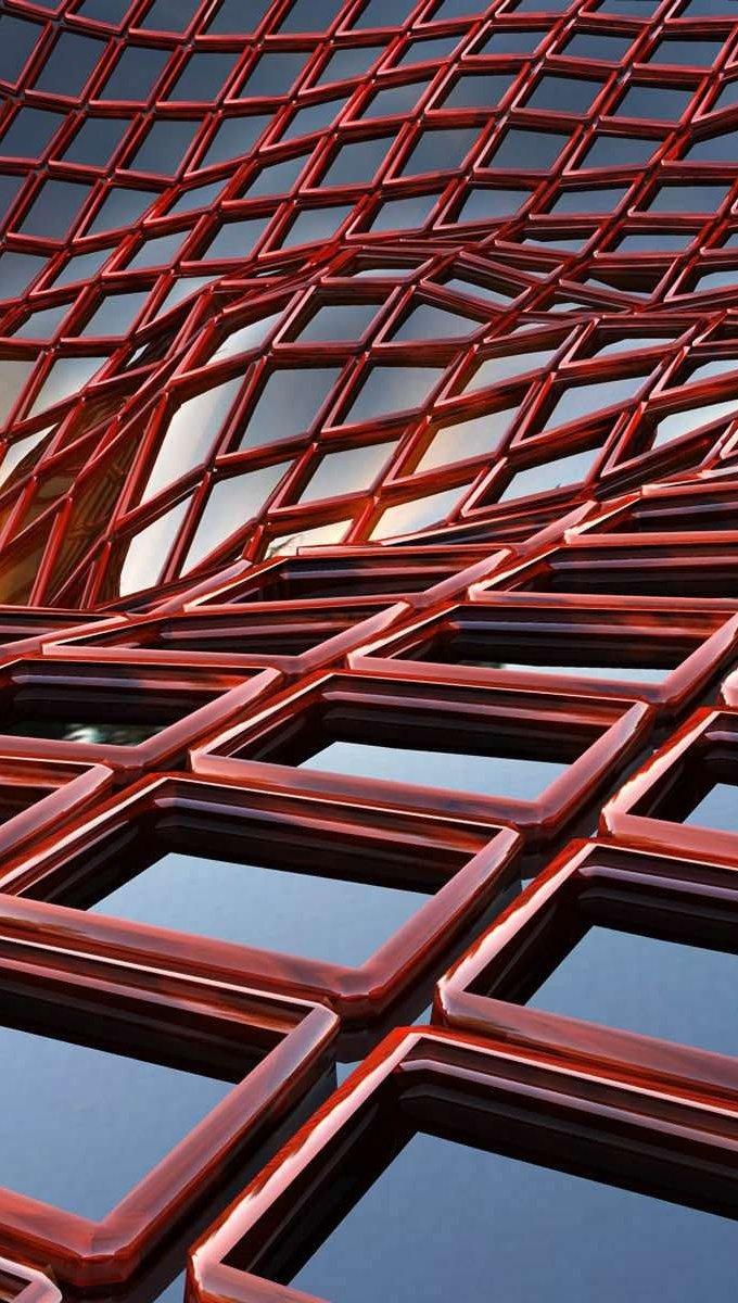 Fondos de pantalla Textura en 3D Vertical