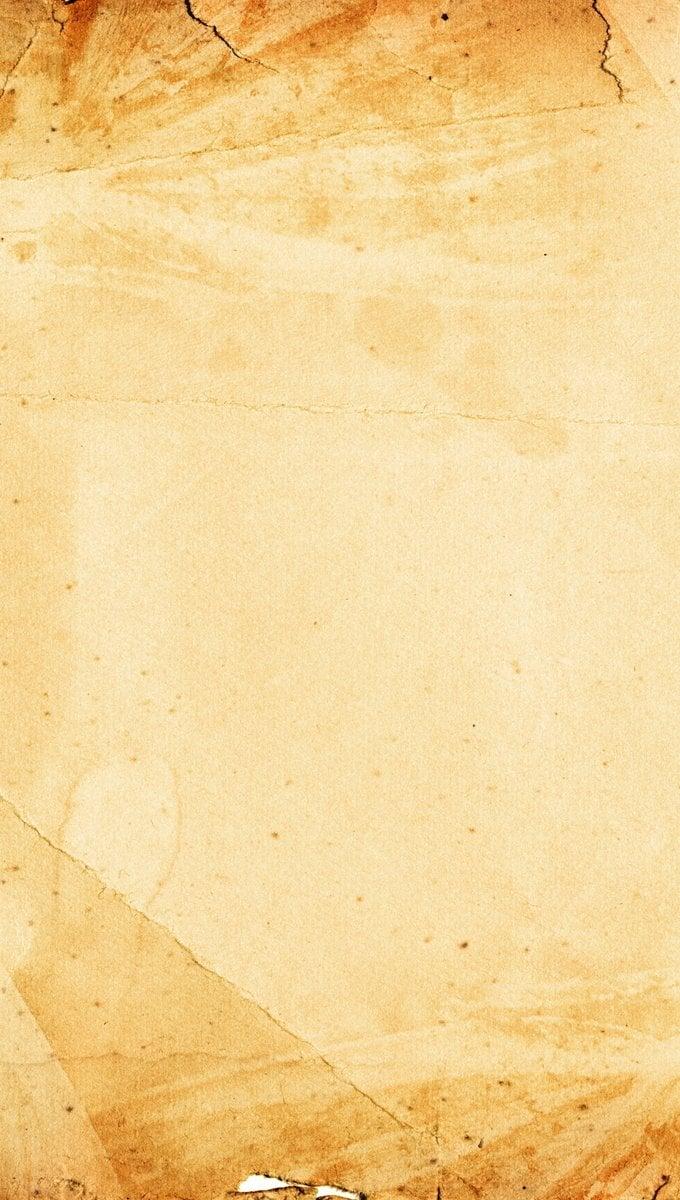 Fondos de pantalla Textura Hoja de papel marrón arrugado Vertical