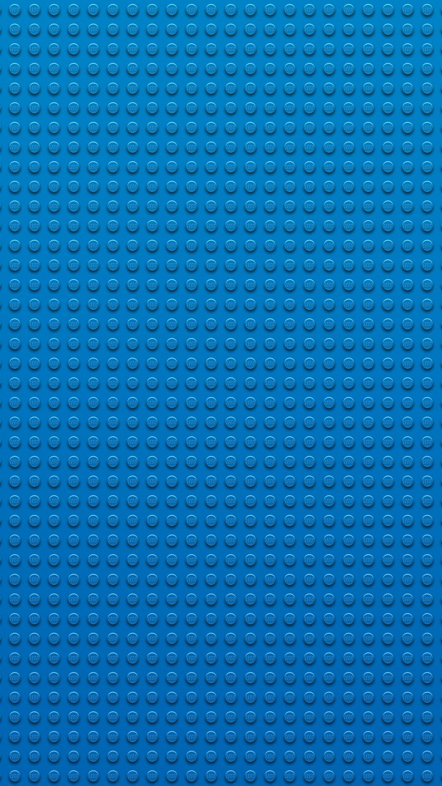 Wallpaper LEGO blue texture Vertical