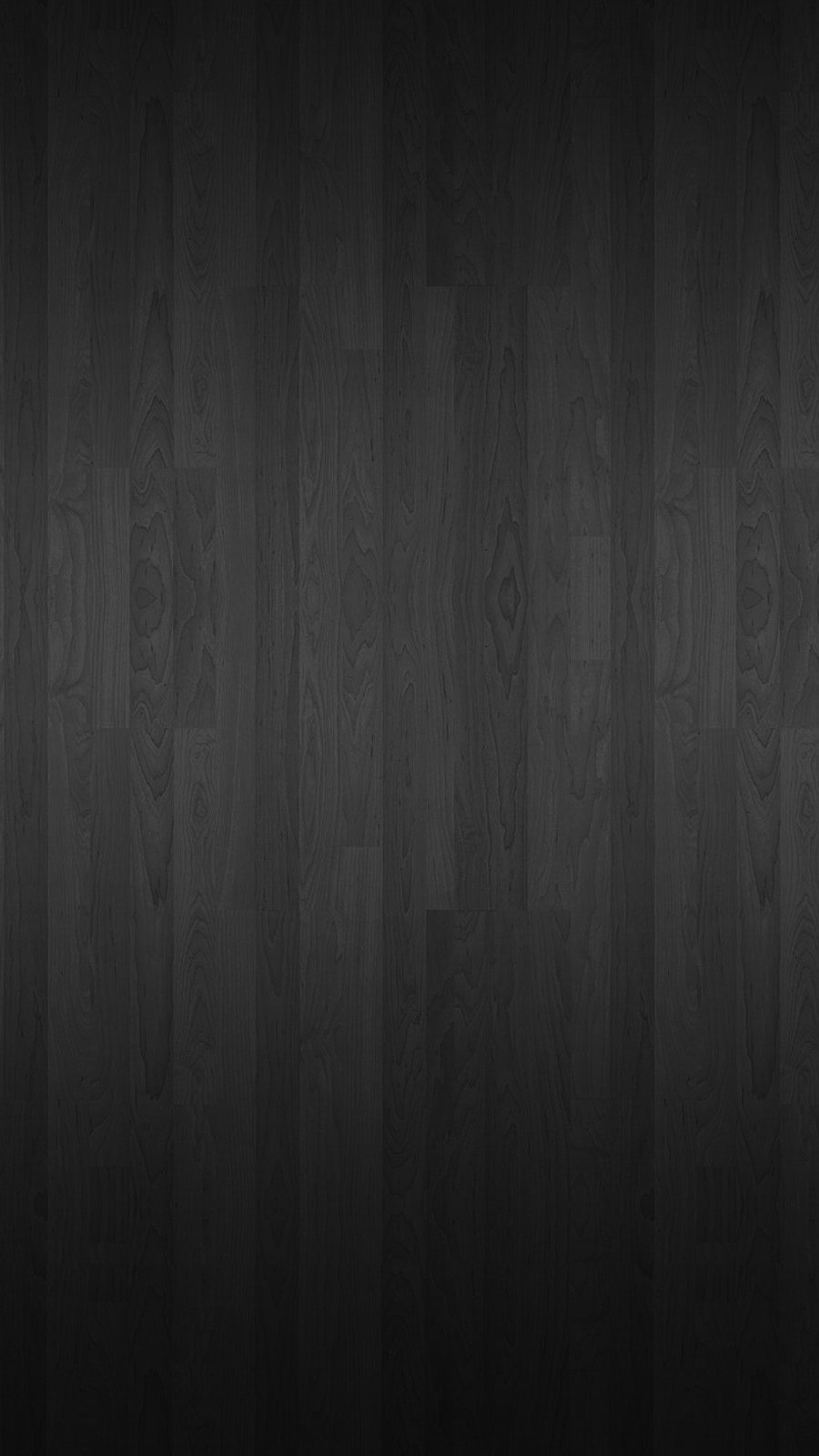 Wallpaper Wood texture in black Vertical