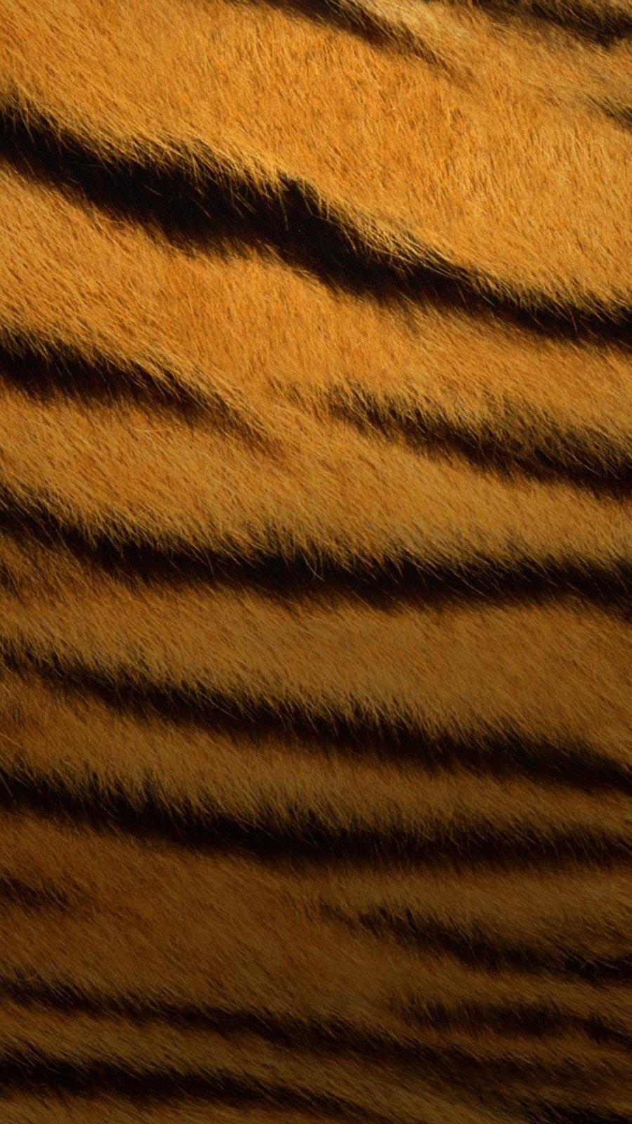 Fondos de pantalla Textura Piel de Tigre Vertical