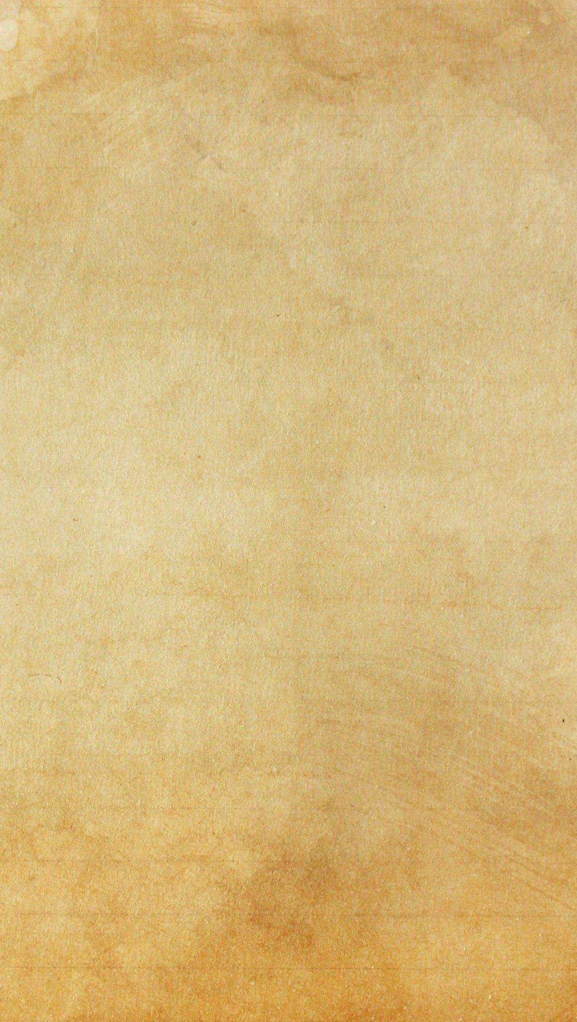 Wallpaper Old texture crumpled brown paper Vertical
