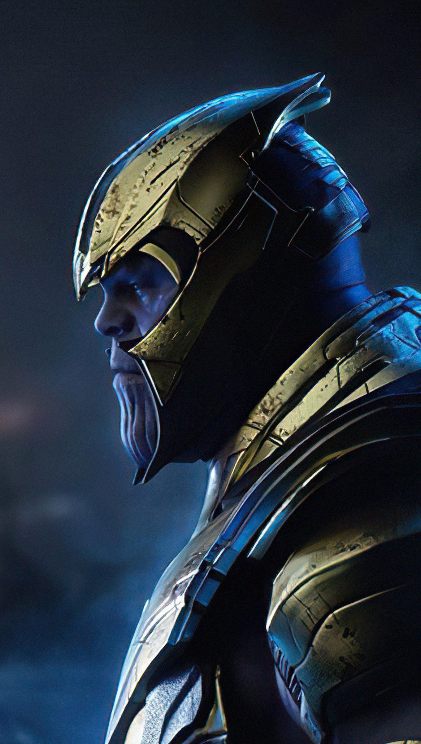 Fondos de pantalla Thanos Vertical