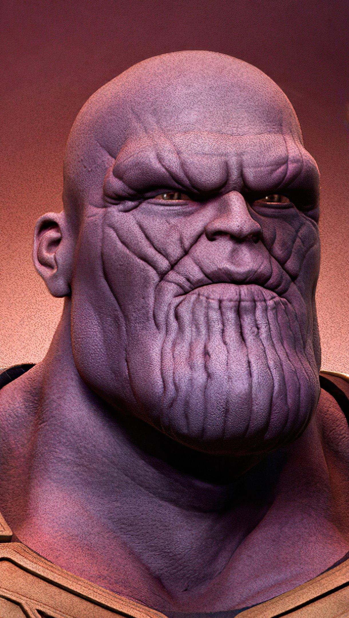 Fondos de pantalla Thanos Fanart 2021 Vertical