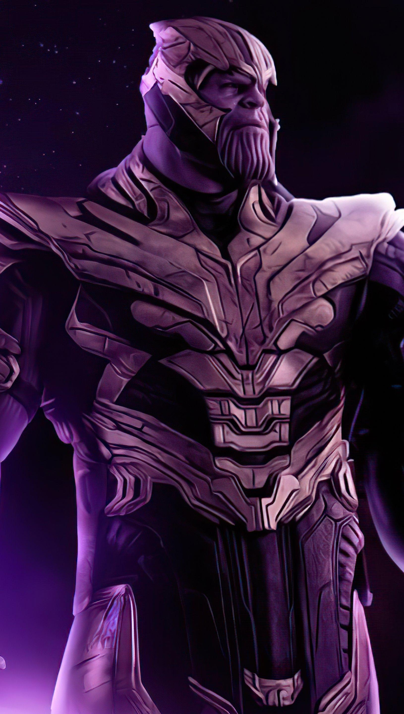 Wallpaper Thanos x Star Wars Vertical