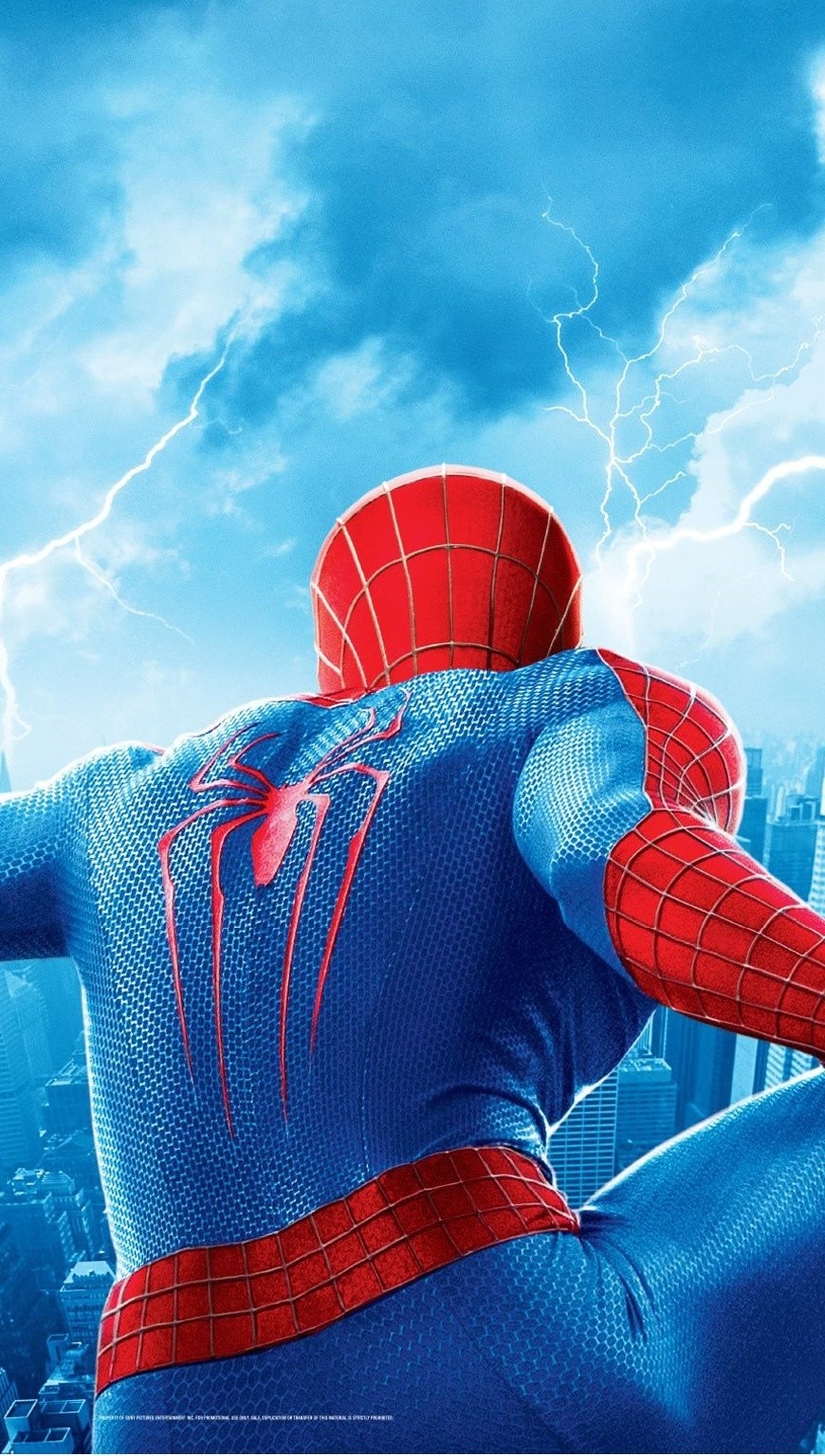 Wallpaper The amazing spider man 2 Vertical
