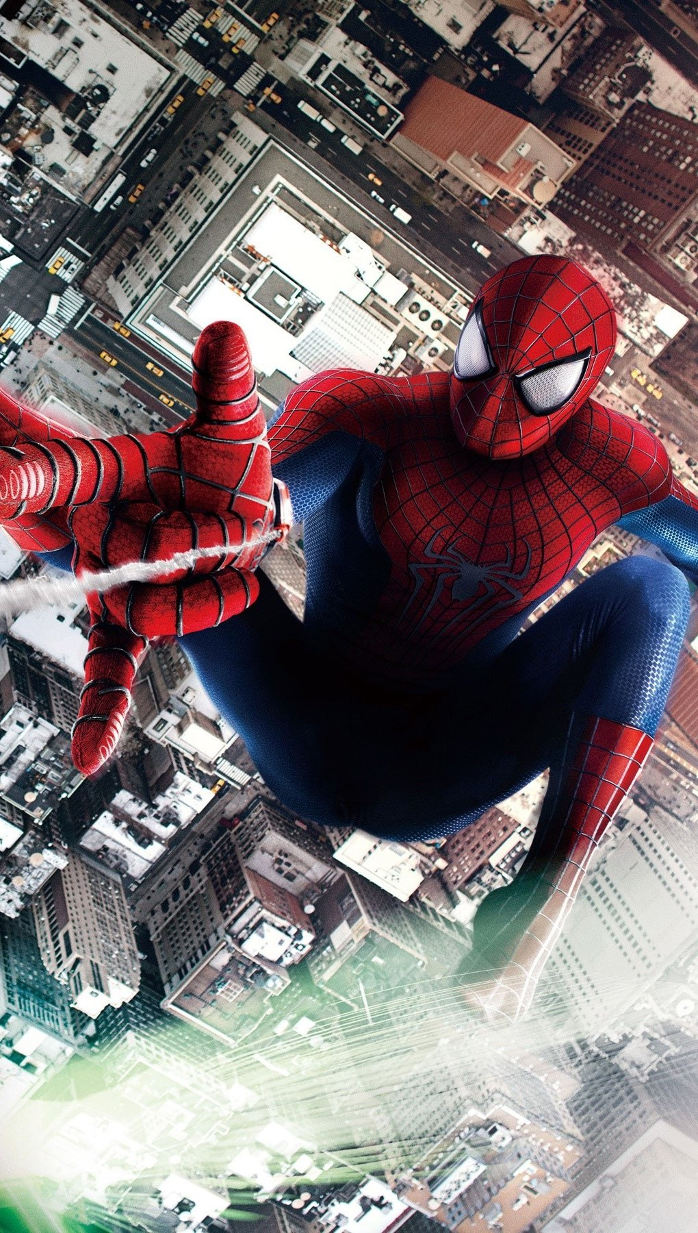 Fondos de pantalla The amazing spider man Vertical