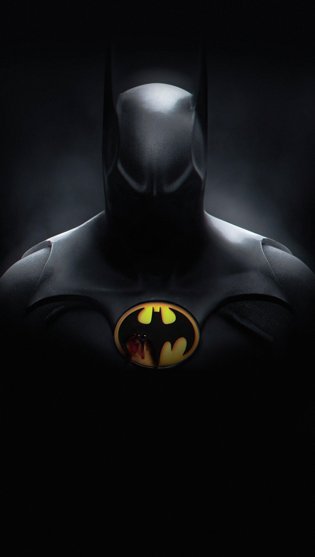 Wallpaper The Batman Dark Returns Vertical