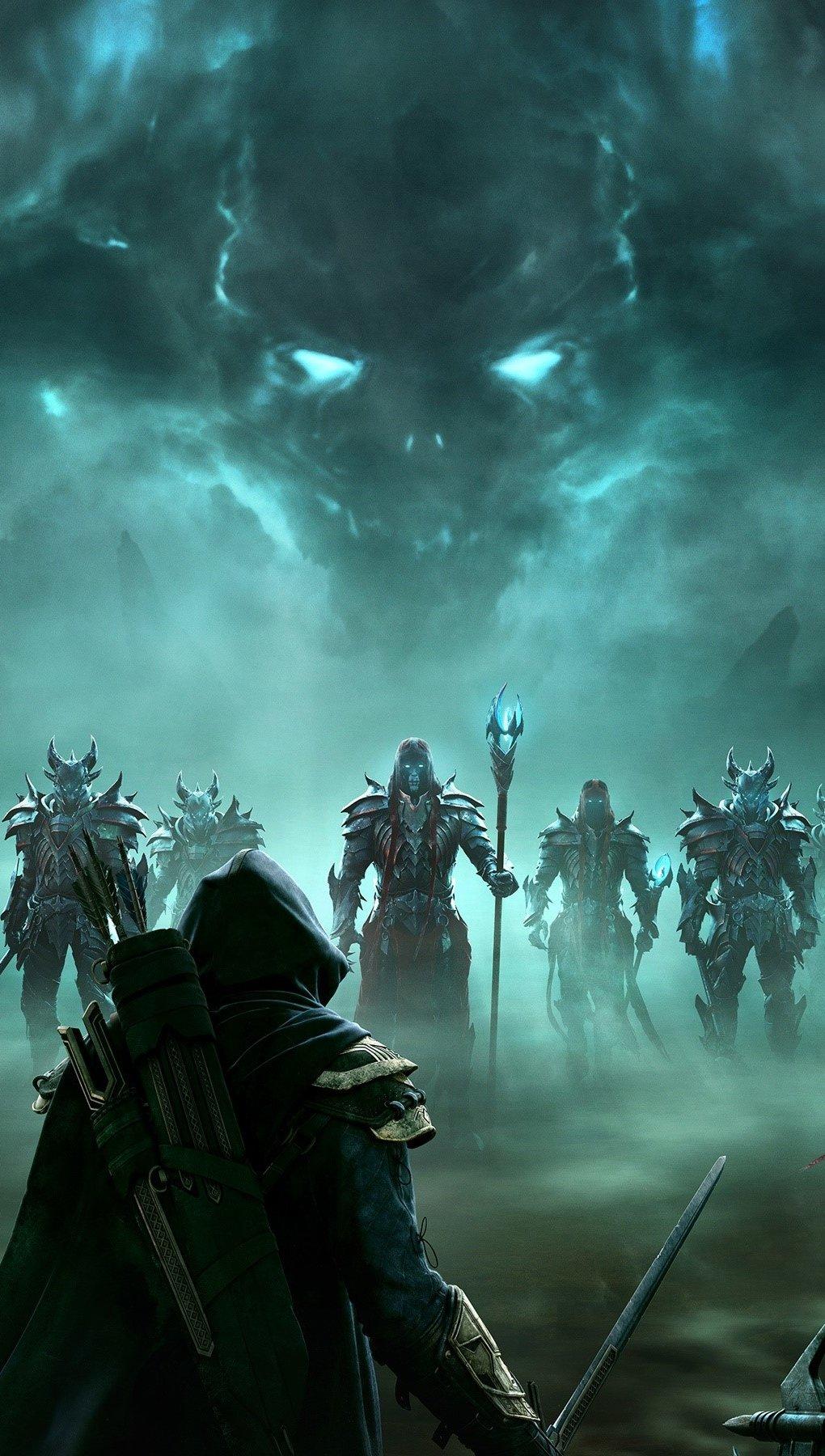 Fondos de pantalla The Elder Scrolls en linea Vertical