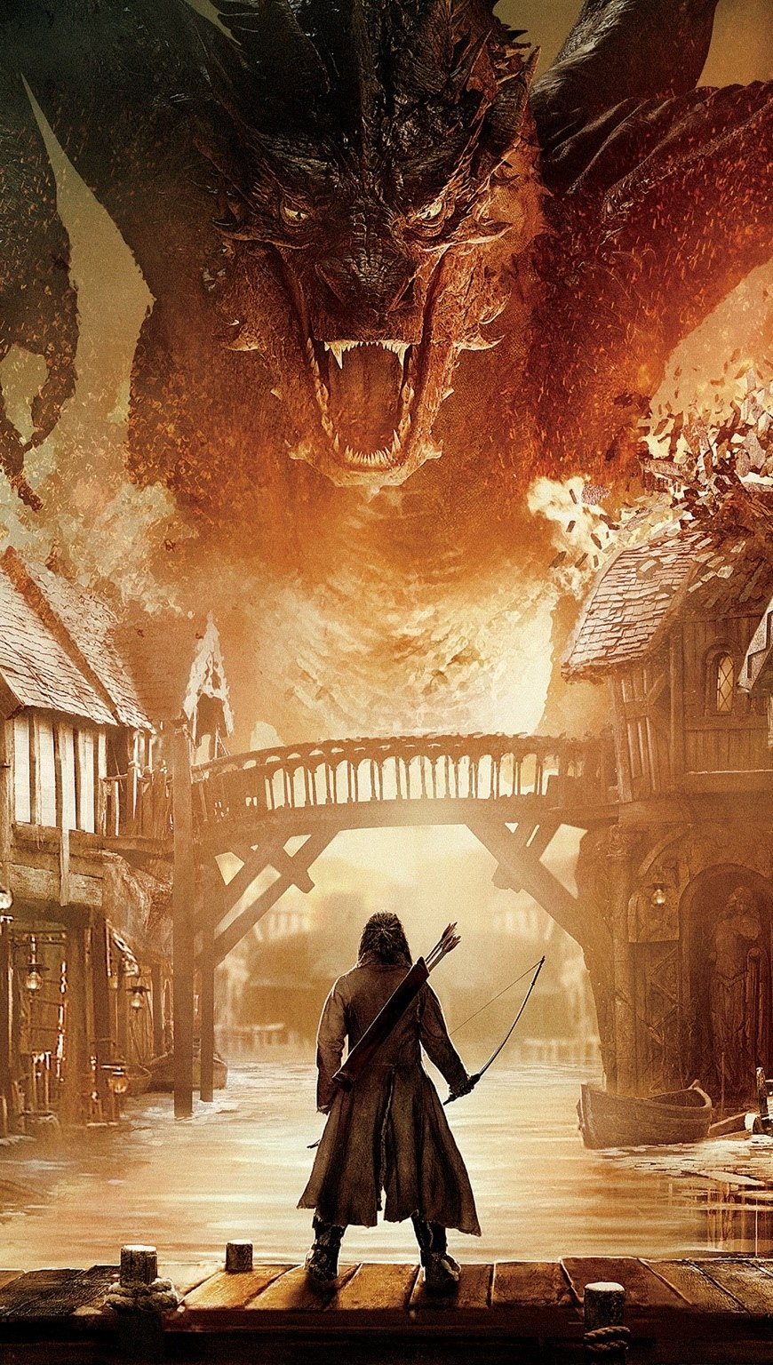 Fondos de pantalla The hobbit The battle of the five armies Vertical