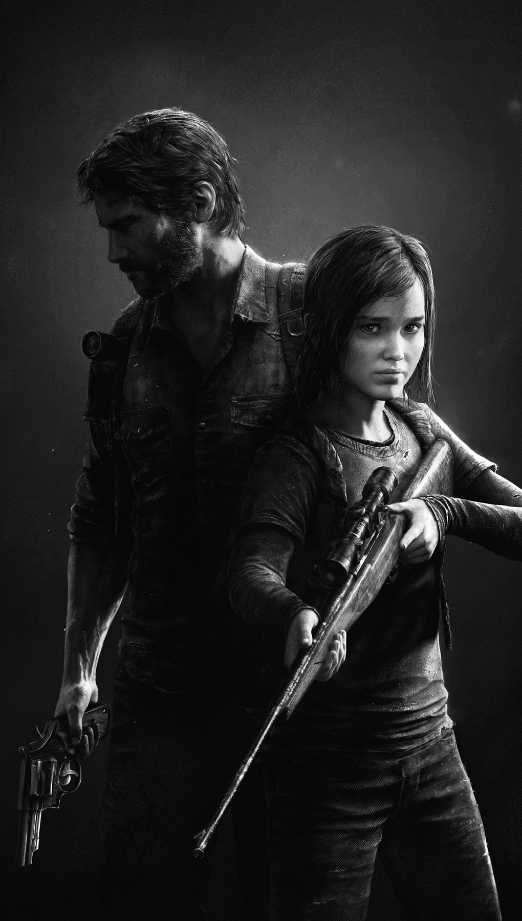 Fondos de pantalla The last of us remasterizado Vertical