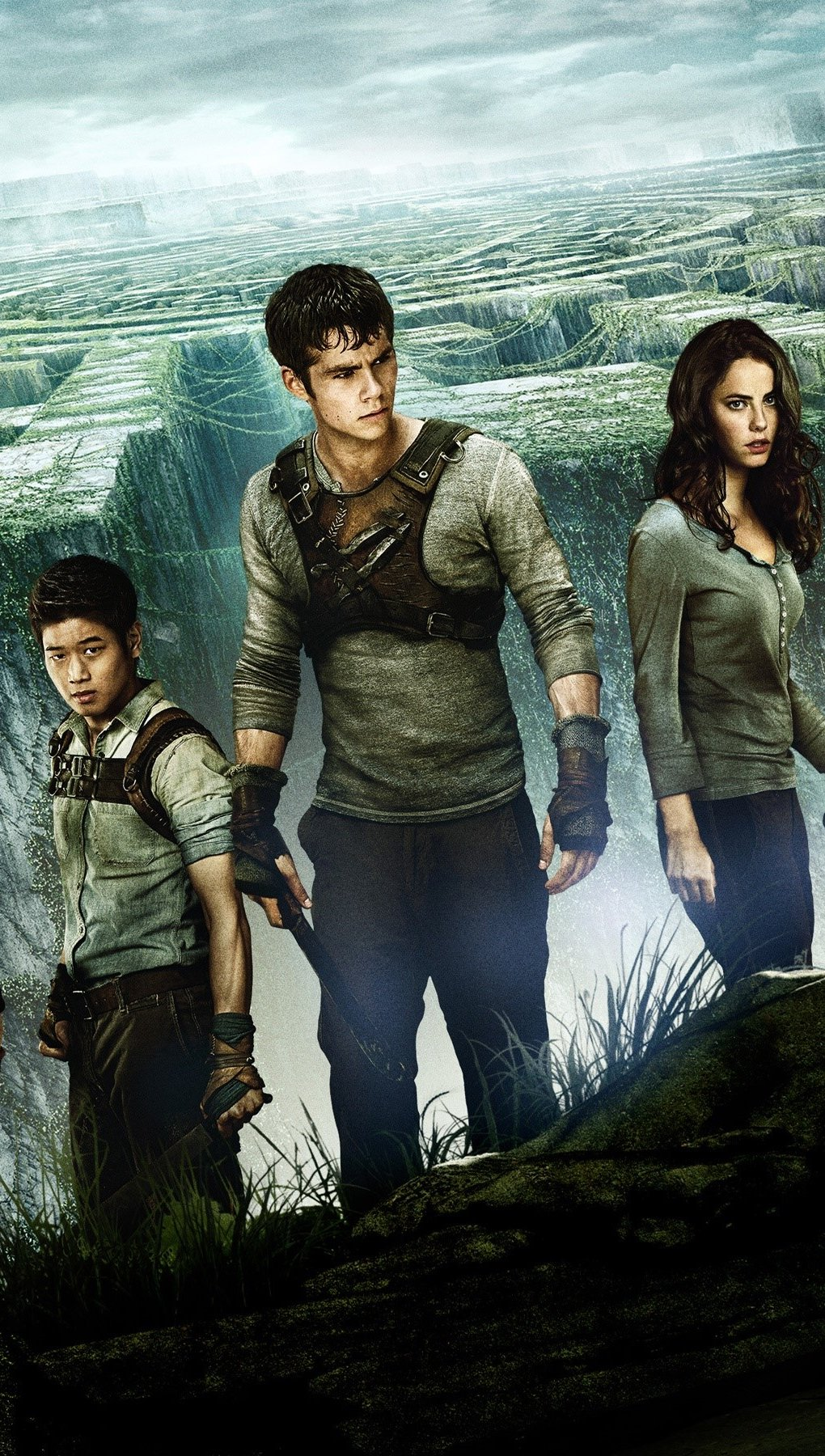 Fondos de pantalla The maze runner Vertical