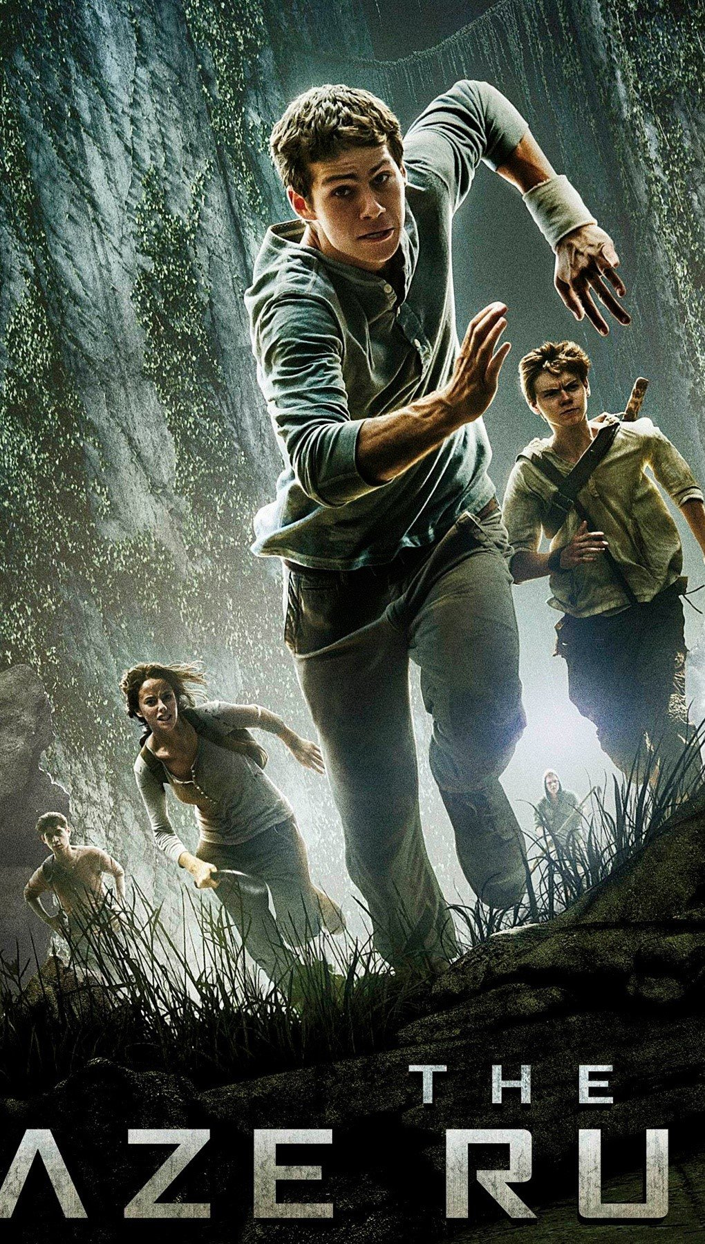 Fondos de pantalla The maze runner still Vertical