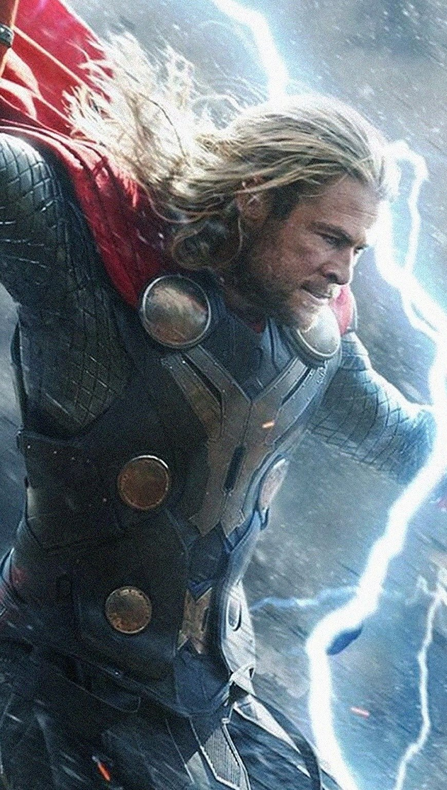 Wallpaper Thor 2 Vertical