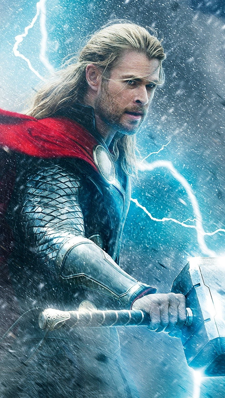 Wallpaper Thor The dark world Vertical