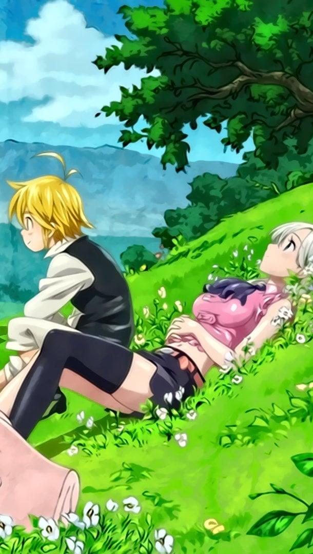 Fondos de pantalla Anime Todos los personajes de Los siete pecados capitales Vertical