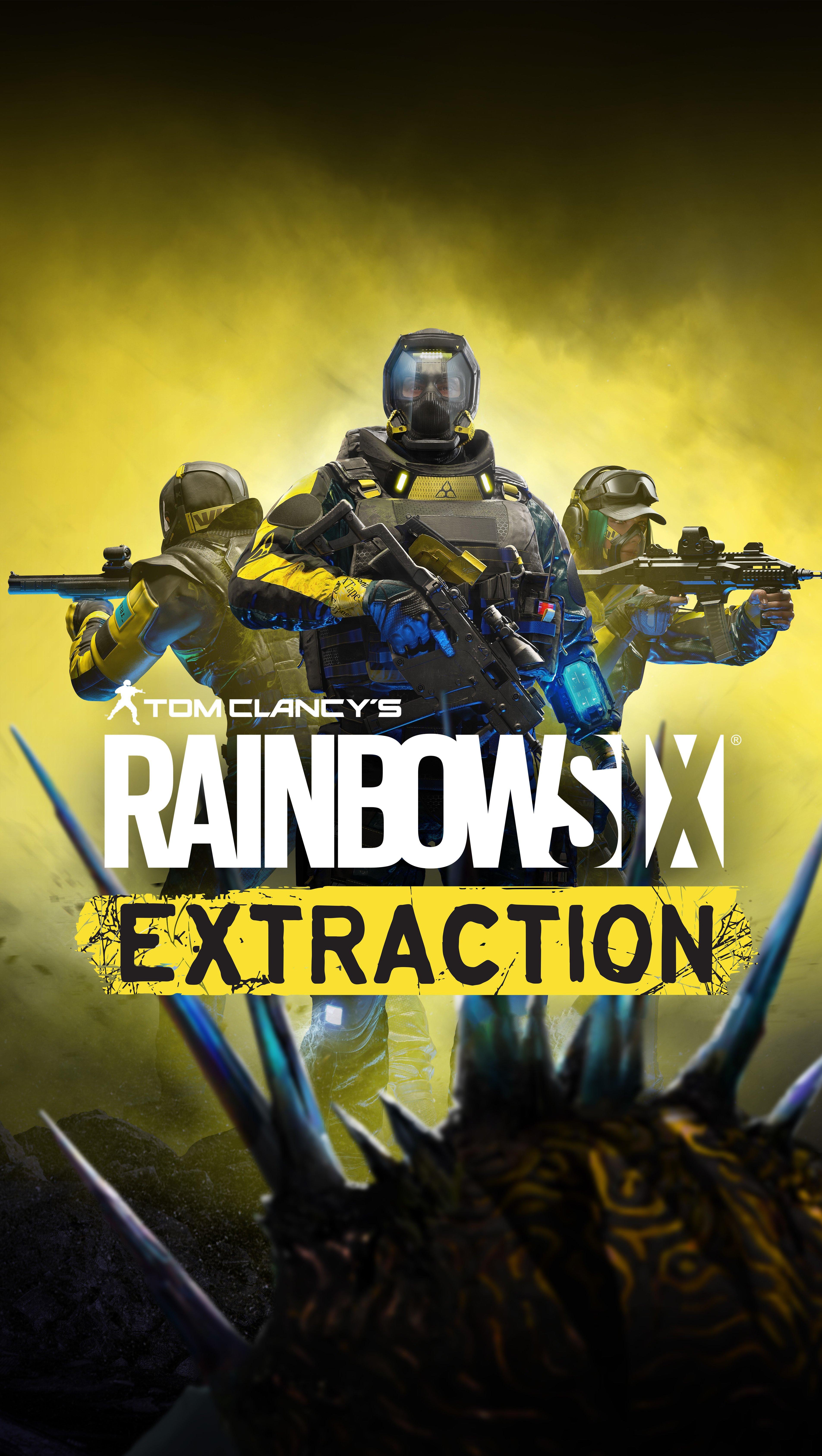 Fondos de pantalla Tom Clancy's Rainbow Six Extraction Vertical