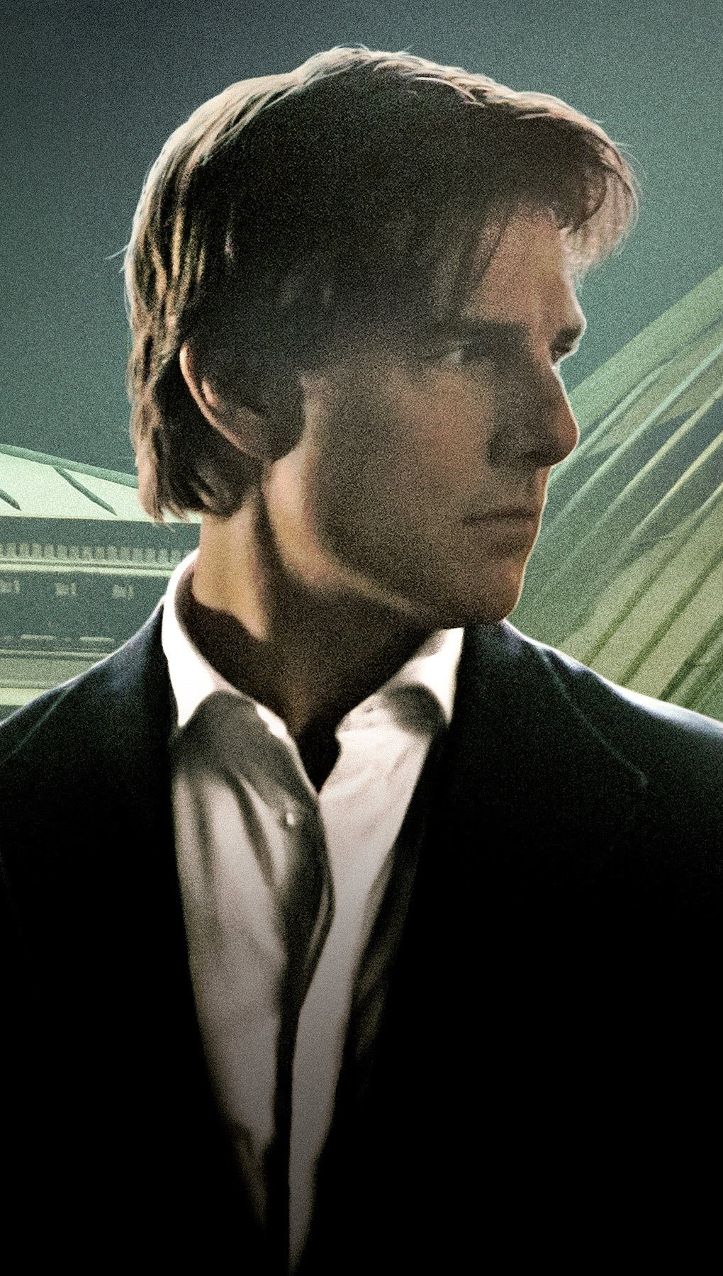 Wallpaper Tom Cruise in Mission Impossible Vertical