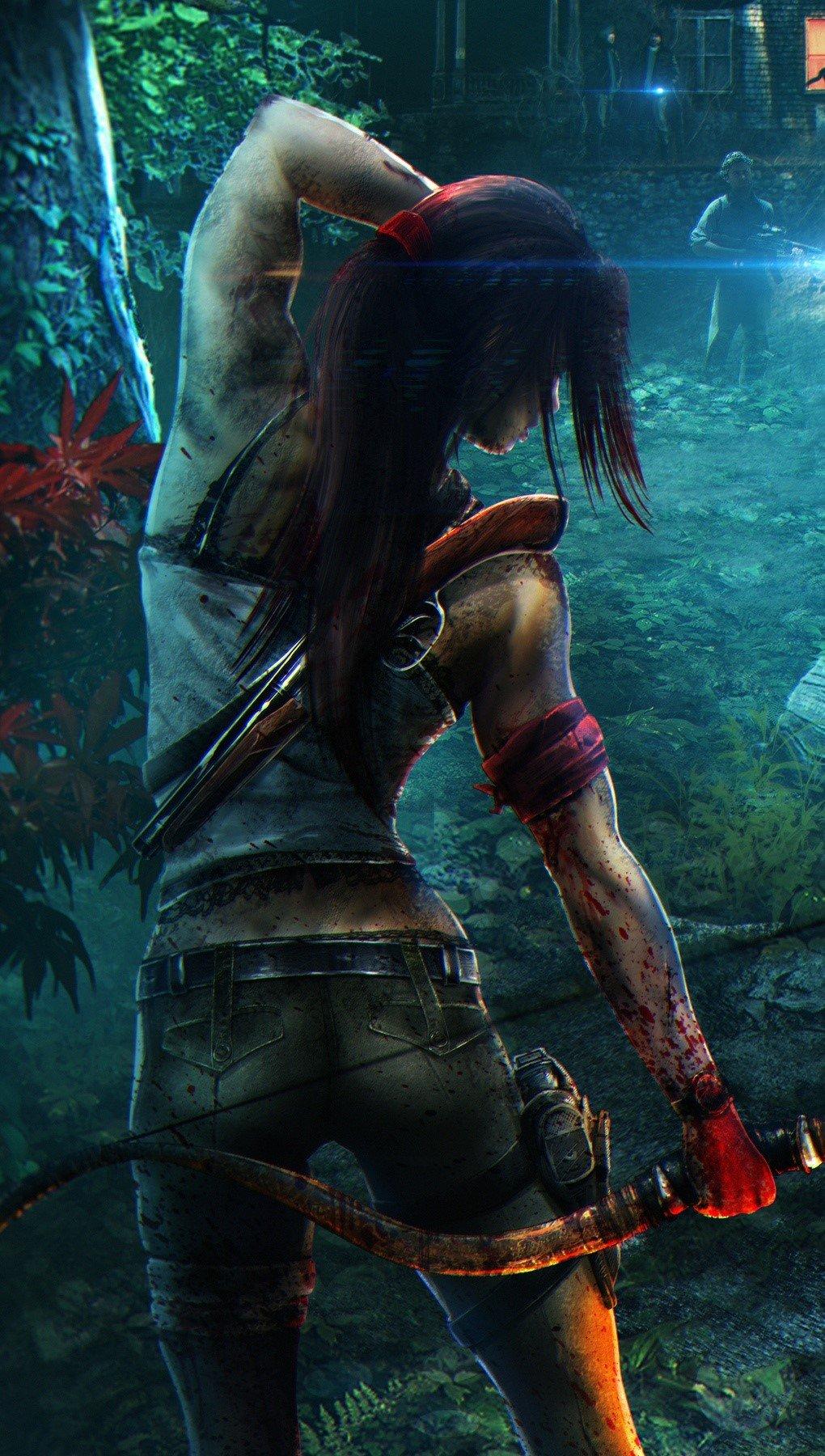 Fondos de pantalla Tomb Raider Quest Vertical