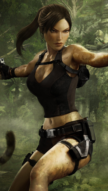 Fondos de pantalla Tomb Raider Underworld 2008 Vertical