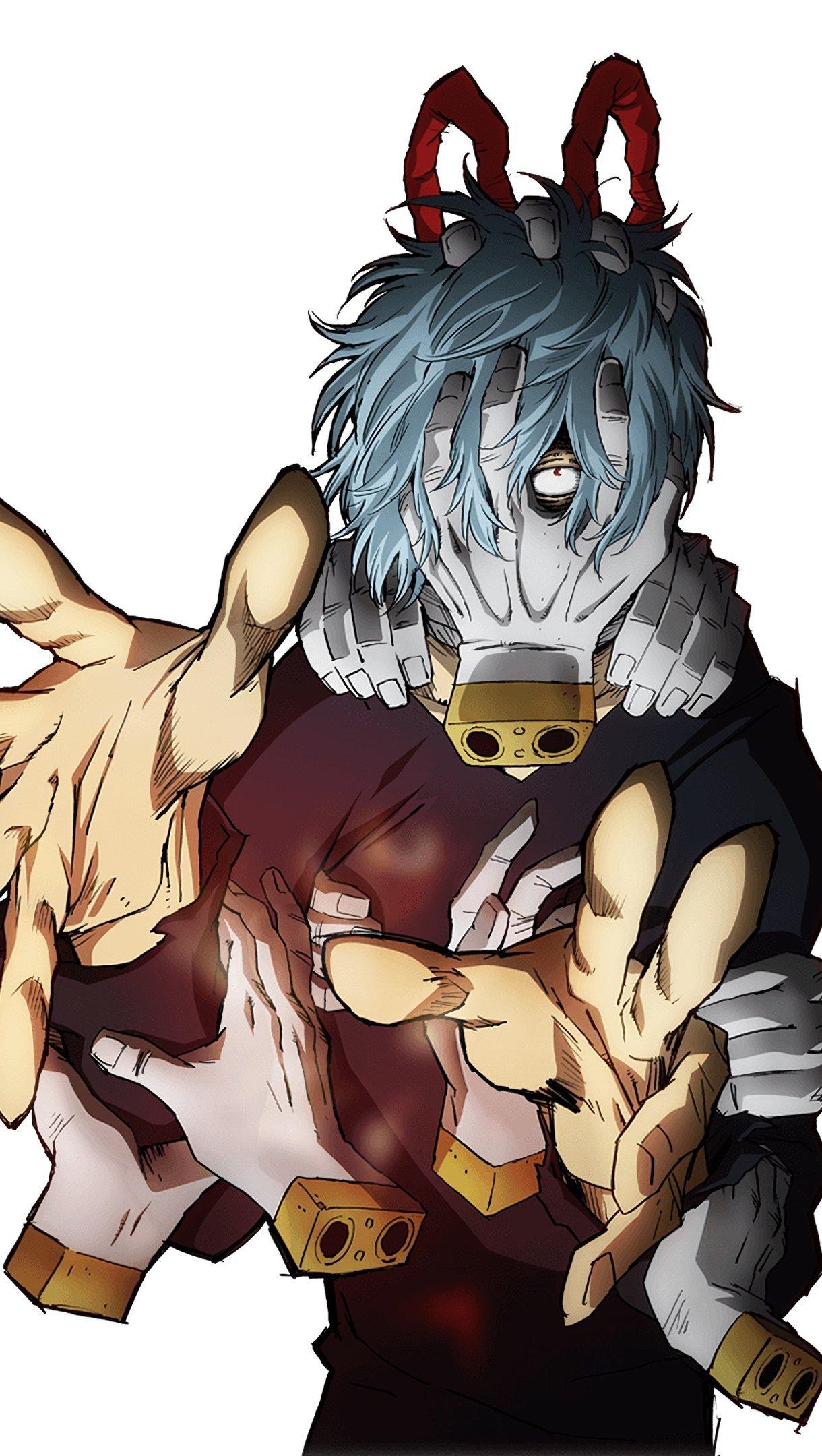Fondos de pantalla Anime Tomura Shigaraki My Hero Academia Vertical
