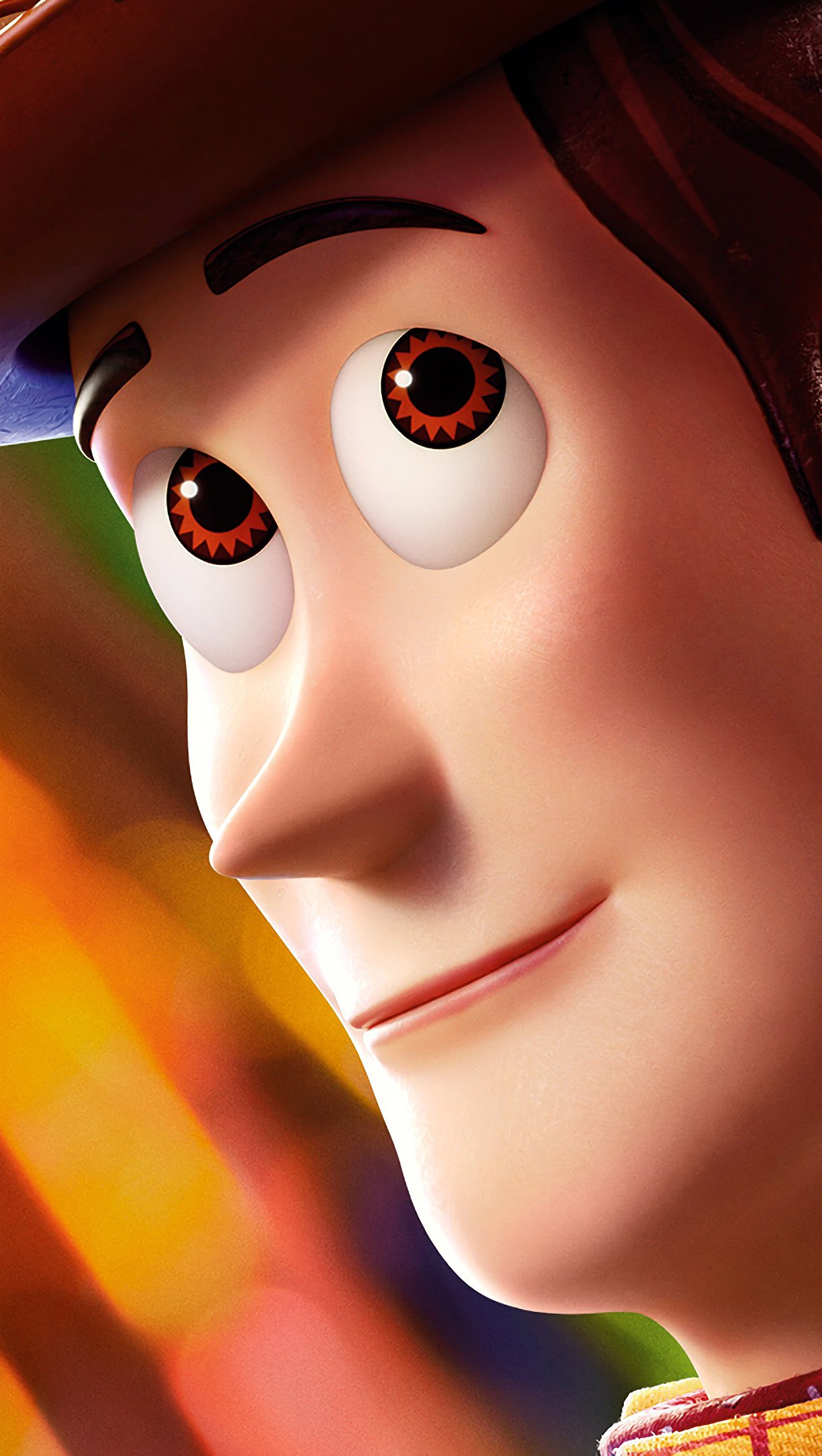 Fondos de pantalla Toy Story 4 Woody Vertical