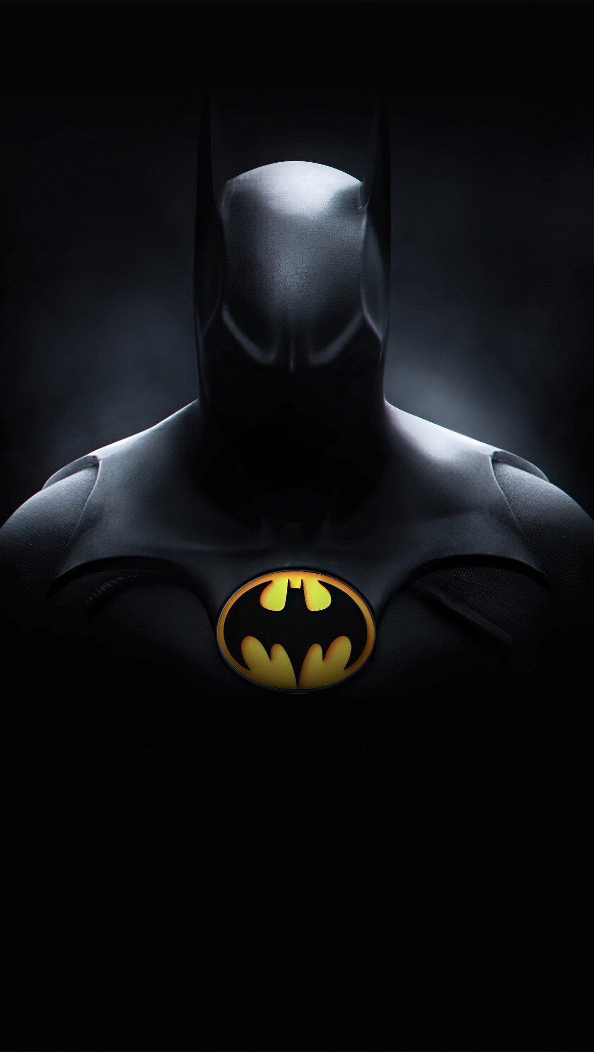 Fondos de pantalla Traje de Batman Vertical