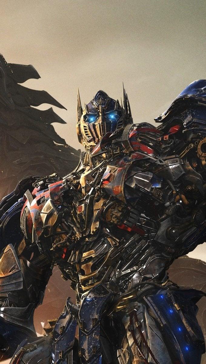 Fondos de pantalla Transformers Age of extinction Imax Poster Vertical