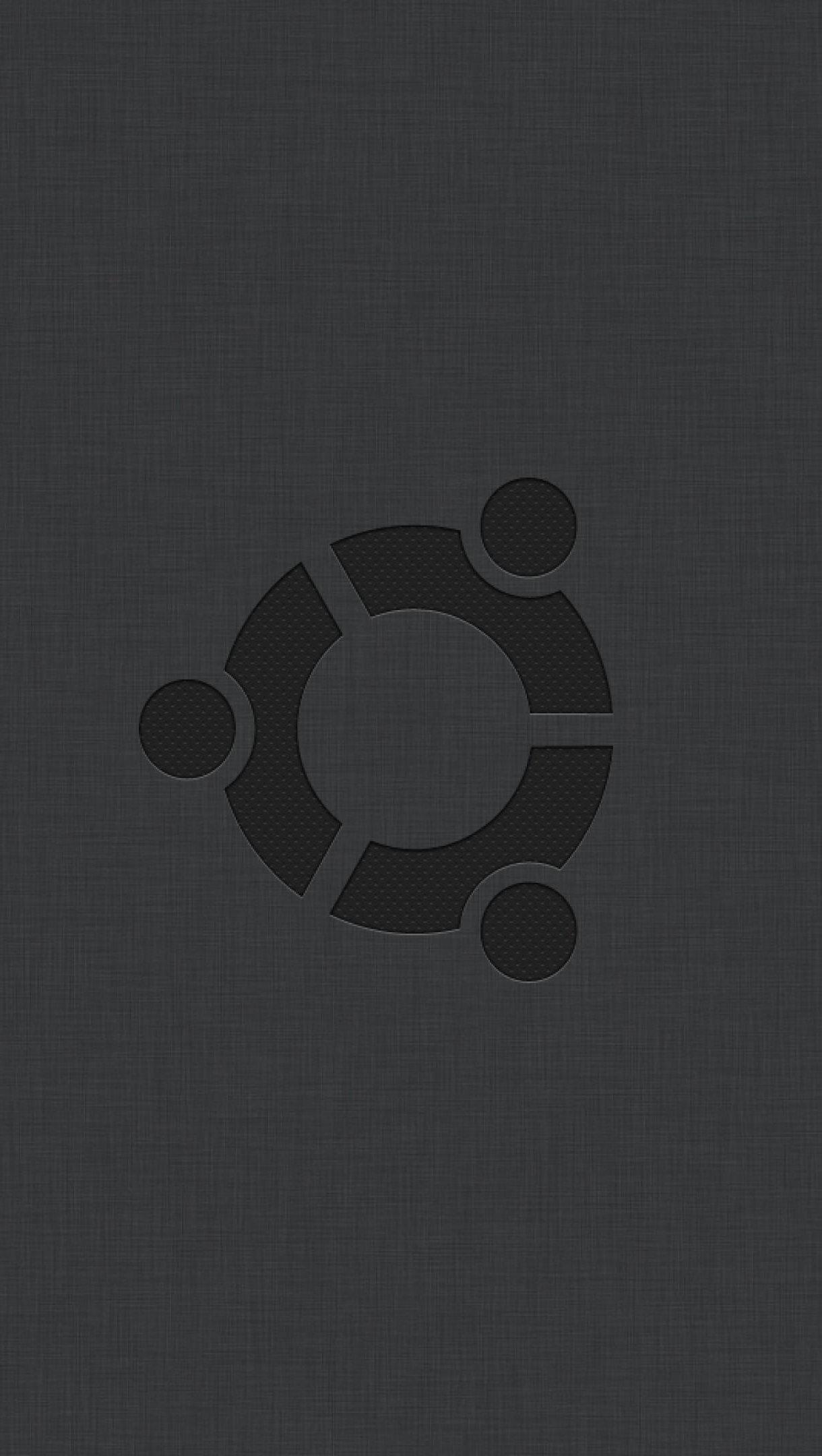 Wallpaper Ubuntu Vertical