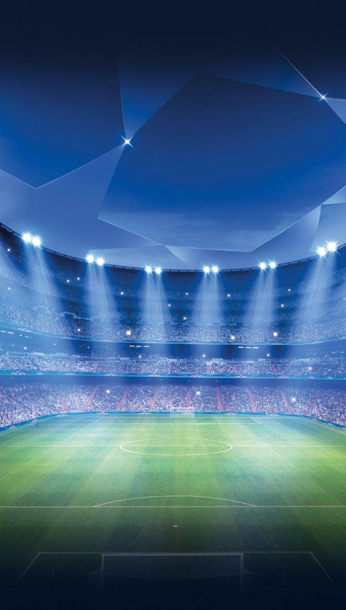 Fondos de pantalla UEFA Champions League Estadio Vertical