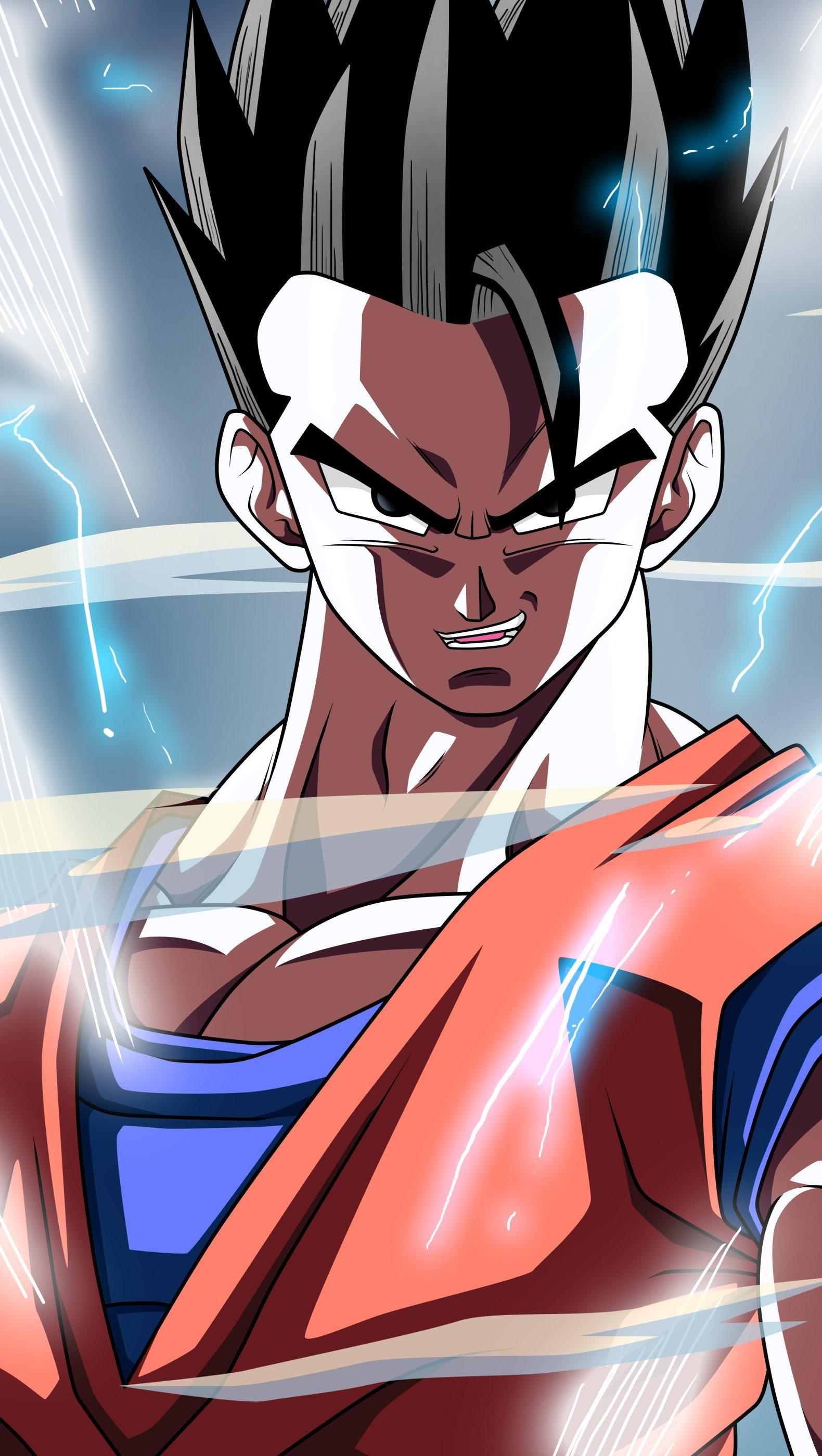 Fondos de pantalla Anime Ultimate Gohan Dragon Ball Vertical