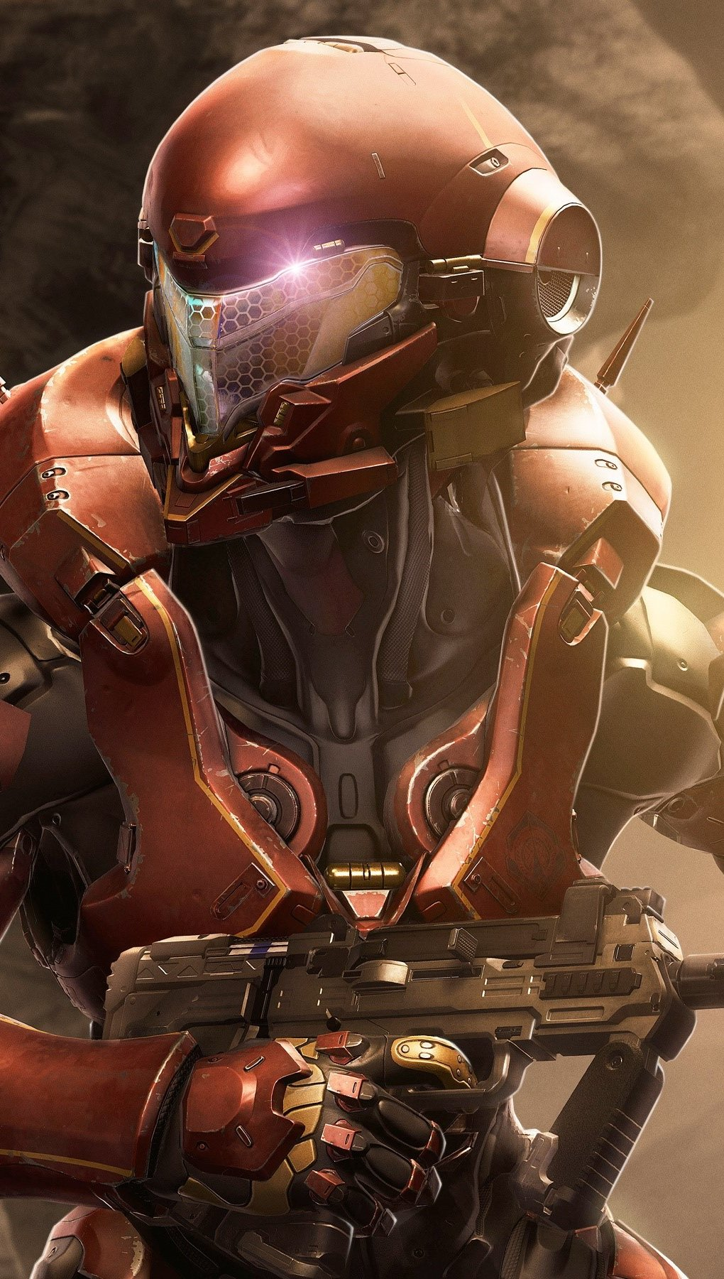Wallpaper It's worth it in Halo 5 Guardians Vertical